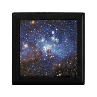 Milky Way Star Formation Stellar Nursery LH 95 Keepsake Box
