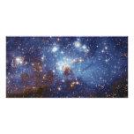 Milky Way Star Formation Stellar Nursery LH 95 Photo Card