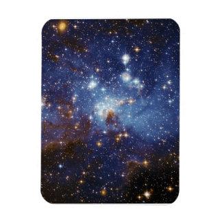 Milky Way Star Formation Stellar Nursery LH 95 Magnets