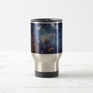 Milky Way Star Formation Stellar Nursery LH 95 Travel Mug