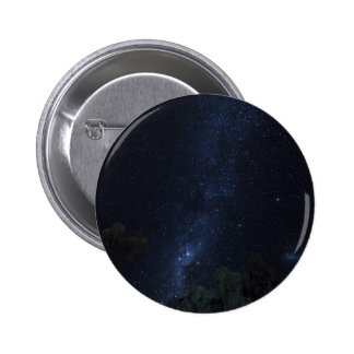 Milky Way Stars Pinback Button