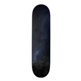 Milky Way Stars Skateboard