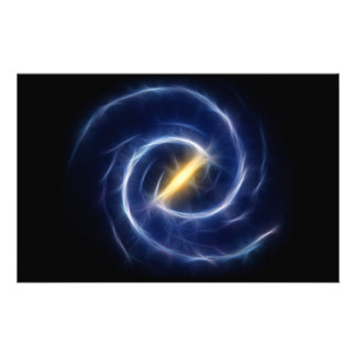 Milky Way Stars Spiral Galaxy Stationery