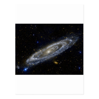 Milkyway Galaxy Art Postcard