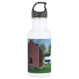 Mill and Church Water Bottle
