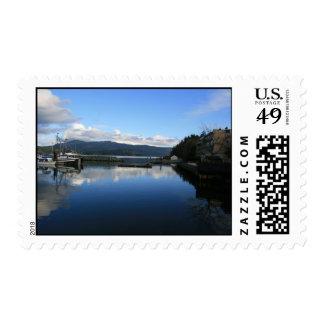 Mill Bay Stamp