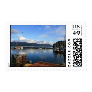 Mill Bay Postage Stamp