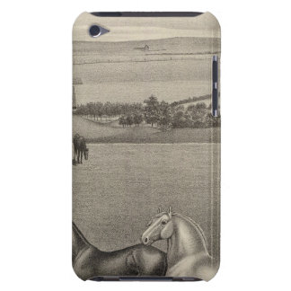Mill Brae Ranch, Kansas Barely There iPod Case
