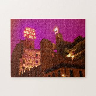 Mill City Jigsaw Puzzles