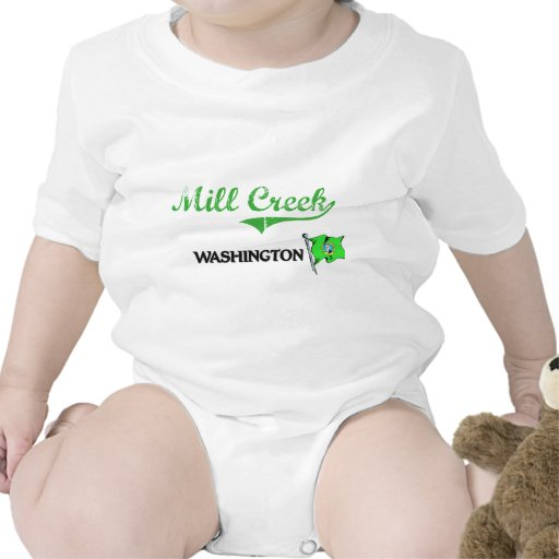 Mill Creek Washington City Classic Creeper