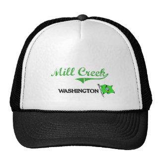 Mill Creek Washington City Classic Mesh Hat