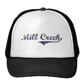 Mill Creek Washington Classic Design Trucker Hat