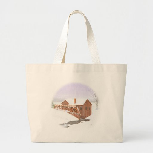mill feather edge.png tote bags