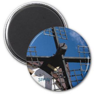 Mill of wind, Toledo Magnet