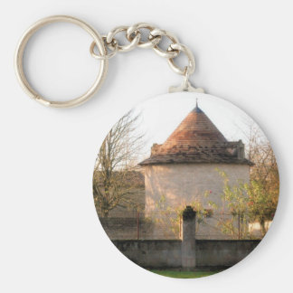 Mill on the Pond Keychain