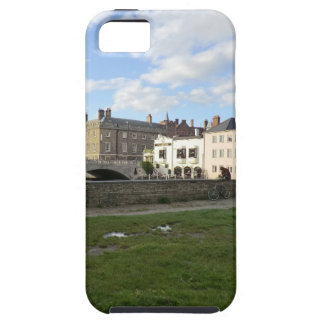 Mill Pond Beside the River Cam iPhone 5 Case