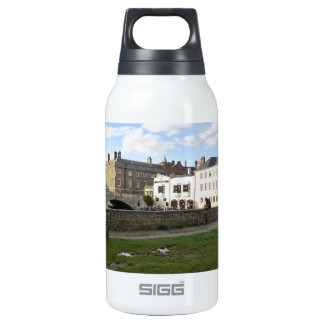 Mill Pond Beside the River Cam Insulated Water Bottle