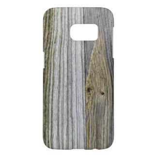 Mill Stream Bridge Wood Railing - Natural Samsung Galaxy S7 Case