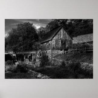 Mill - The Mill Print