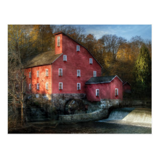Mill - The old mill Postcard