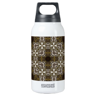 Mill Town Kaleidoscope Pattern Insulated Water Bottle