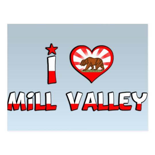 Mill Valley, CA Postcard