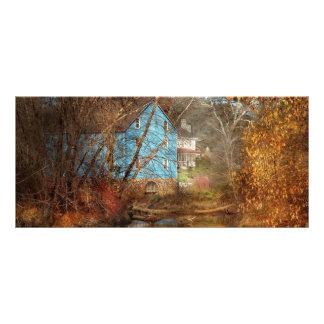 Mill - Walnford, NJ - Walnford Mill Rack Card