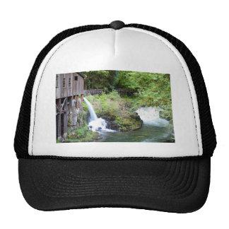Mill Waterfall into Cedar Creek Trucker Hat