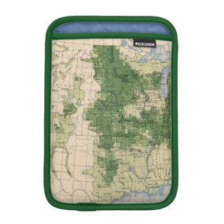 Milla de 156 Wheat/sq Fundas iPad Mini