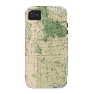 Milla de 161 Barley/sq Case-Mate iPhone 4 Funda