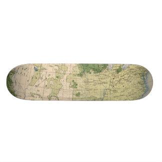 Milla de 161 Barley/sq Skate Boards