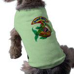 Milla de la charca para los perritos ropa macota