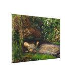 Millais Ophelia CC0496 Canvas Print