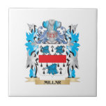 Millar Coat of Arms - Family Crest Tiles