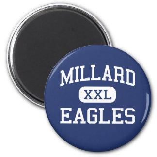 Millard - Eagles - High School secundaria - Fillmo Iman Para Frigorífico