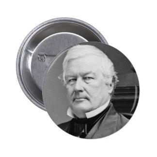 Millard Fillmore 13 2 Inch Round Button