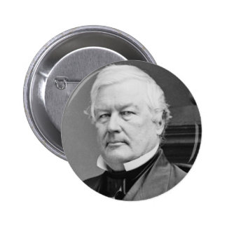Millard Fillmore 13 2 Inch Round Button