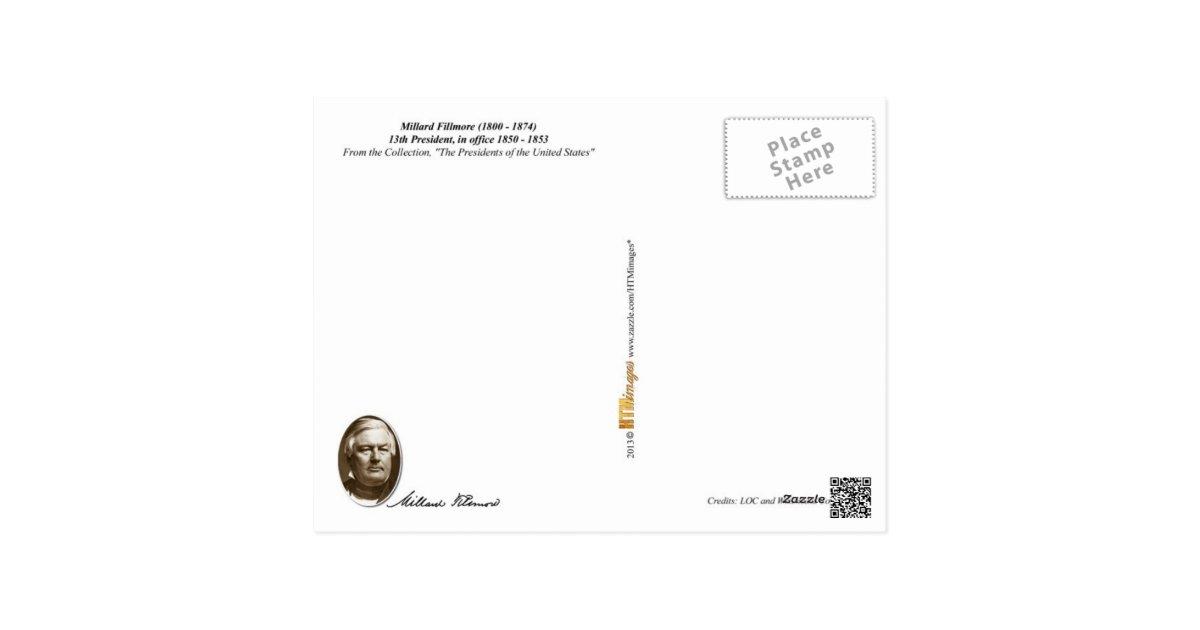 Millard Fillmore Signature