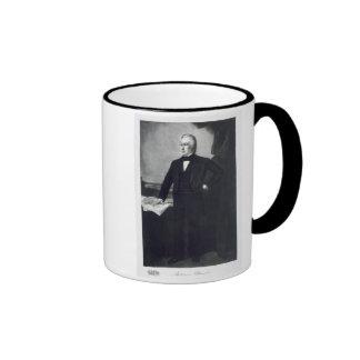 Millard Fillmore, 13th President of the United Sta Ringer Mug