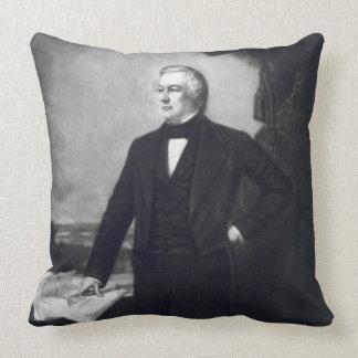 Millard Fillmore, 13th President of the United Sta Throw Pillow