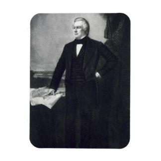 Millard Fillmore, décimotercero presidente del Sta Imanes