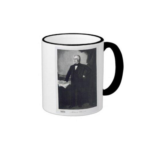 Millard Fillmore, décimotercero presidente del Sta Tazas