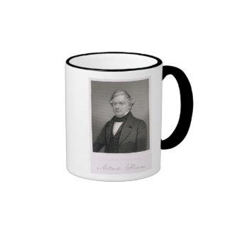 Millard Fillmore, engraved by Thomas B. Welch (181 Ringer Mug