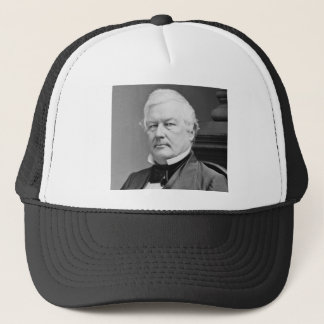 Millard Fillmore Trucker Hat