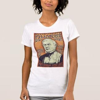 ¡Millard Fillmore - Whig hacia fuera! Camisetas