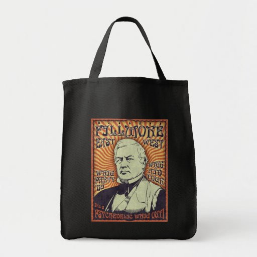 Millard Fillmore - Whig Out! Canvas Bag