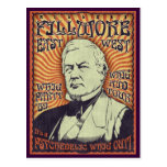 Millard Fillmore - Whig Out! Postcards