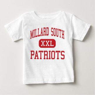 Millard South - Patriots - High - Omaha Nebraska Shirts