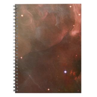 Millares de la NASA de la nebulosa de Orión de est Cuaderno