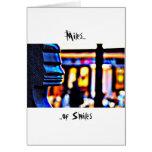 Millas de sonrisas - París Felicitación